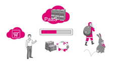 Simpleshow: IaaS and PaaS simply explained