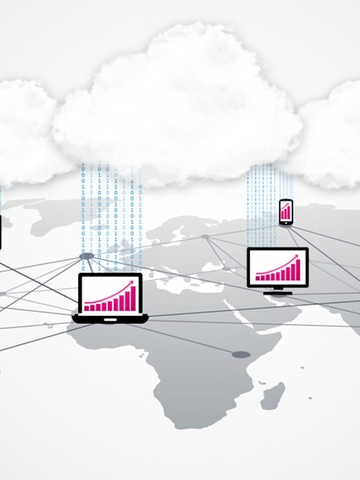 Data analytics and the cloud – the optimum combination for companies.