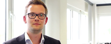 Eike Folkerts, Senior Consultant Retail bei T-Systems
